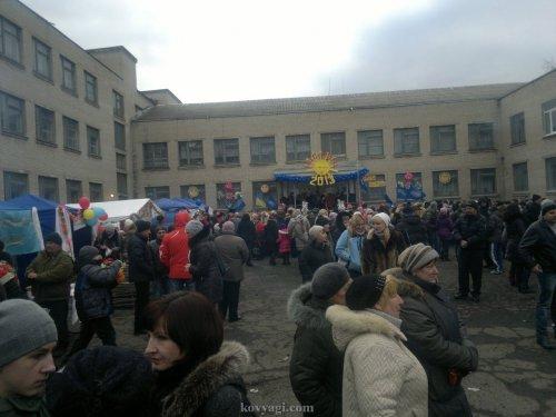 Масленица 2013 в Ковягах