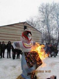 Масленица 2012 в Ковягах