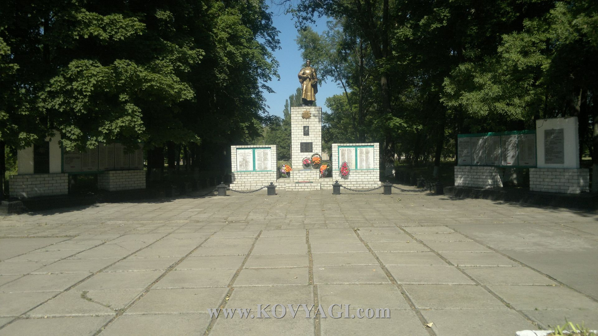 Памятник ВОВ 2012