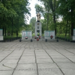 Памятник ВОВ 2016-05-16