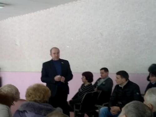 Відео зі Сходки 08 лютого 2015 р