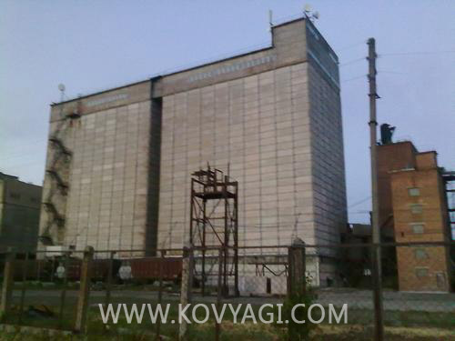 викиди забруднюючих речовин  в атмосферу ТОВ Ков'ягівське