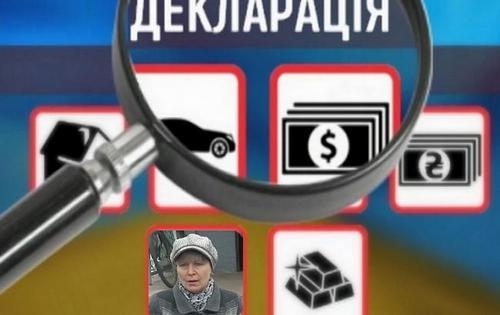 Декларація секретаря Ковязької селищної ради Титаренко Н. А. за 2016 рік