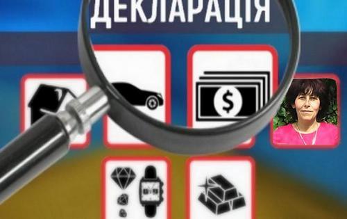 Декларація депутата Ковязької селищної ради Оберемок Л.А. за 2016 рік