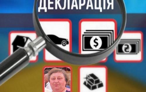 Декларація депутата Ковязької селищної ради Бобрової О.В. за 2016 рік