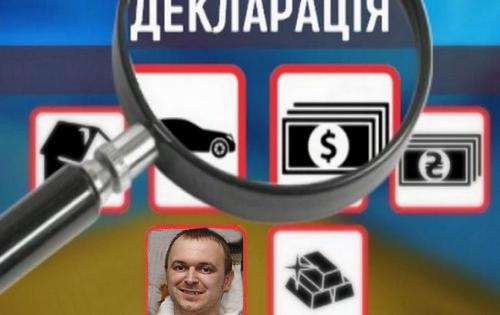 Декларація депутата Ковязької селищної ради Офій О.М. за 2016 рік