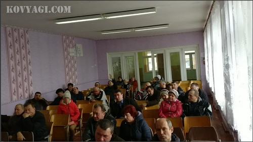 Громадські слухання 12.11.2017 смт. Ковяги