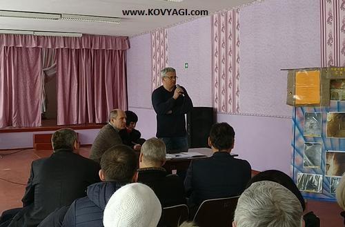Громадські обговорення про об'єднання громад 24.02.2018