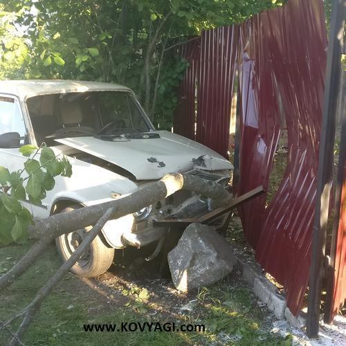 Авария с пострадавшими по ул. Харьковская