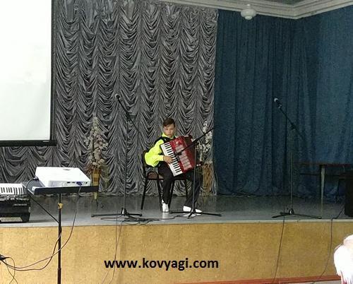 Дебютный концерт Богдана Балабана. 20 июня 2018 года