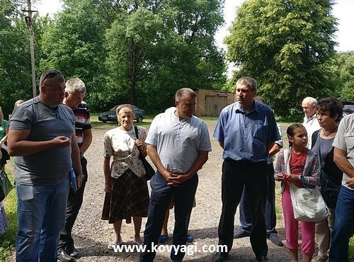 Встреча жителей Ковяг з Войтенко В.И. (Видео)