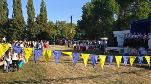 День Незалежності України 2018 в смт. Ков'яги