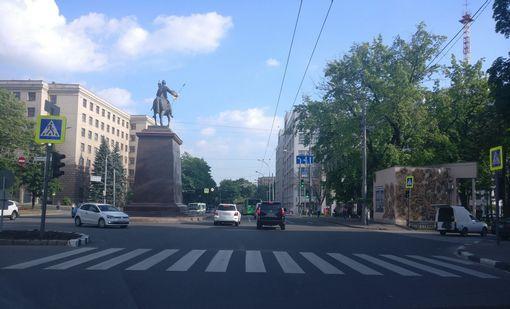 Смотрите прямую онлайн трансляцию Веб-камера Парк Горького, Харьков