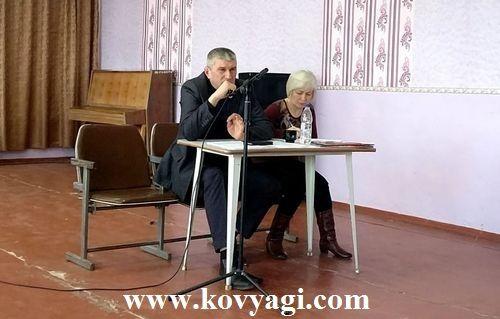 Звіт селищного голови Путінцева В.П. за 2019 рік