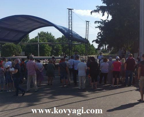 Обговорення нового району. м. Краснокутськ (Відео)