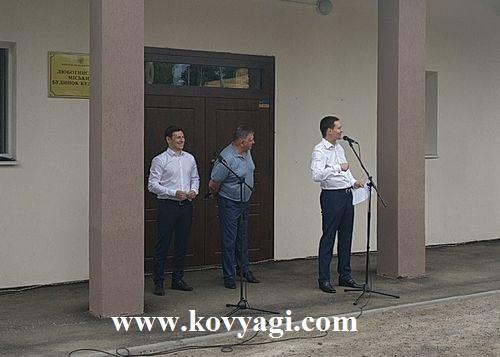 Обговорення нового району. м. Люботин(Відео)