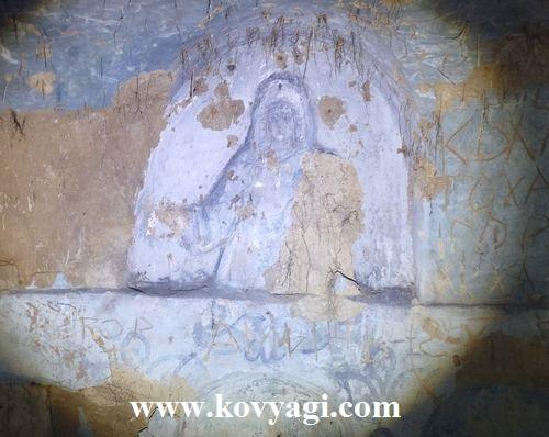 Печерний християнський скит в смт Ков'яги